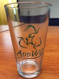 Customer photo from Leland of our Brew Pub Glass - 16 oz.