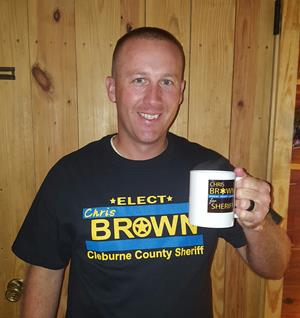 Customer photo from Chris of our White Mug - 11 oz. - Full Color
