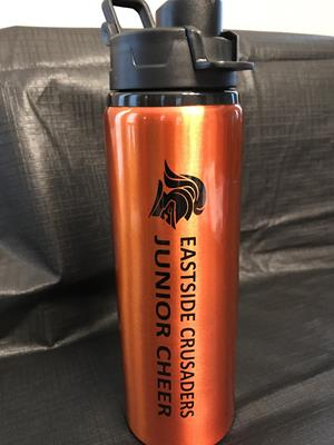 Customer photo from Shannon of our h2go Surge Aluminum Sport Bottle - 28 oz. - 24 hr