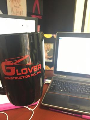 Customer photo from Catherine of our Challenger Grande Mug - Colors - 14 oz.