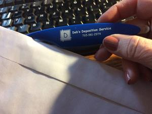 Customer image from Deb of our Office Buddy Letter Opener/Staple Remover
