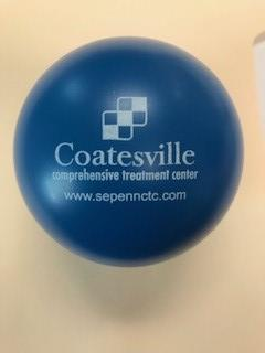 Customer photo from Tracie of our Solid Color Stress Ball - 24 hr