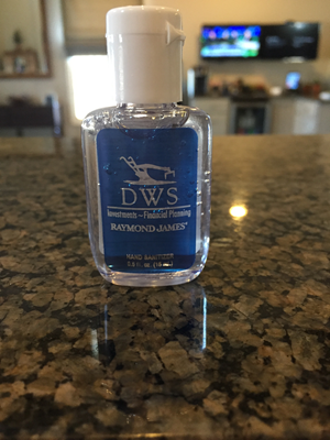 Customer photo from Chad of our Hand Sanitizer - 1/2 oz. - 24 hr