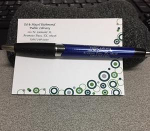 "Customer photo from Lillian of our Bic Sticky Note - Designer - 3"" x 4"" - Dots - 25 Sheet"