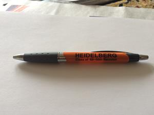 Customer photo from Ted of our Tropical Cubano Pen - Opaque