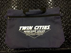 "Customer photo from Jessie of our Convention Bag - 19"" x 15"""